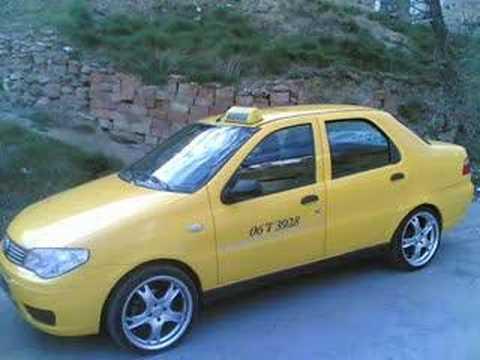 sari kiz taksi erdem mix ankara 06 modifiye