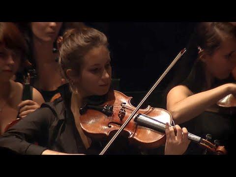 Wojciech Kilar - Orawa for string orchestra