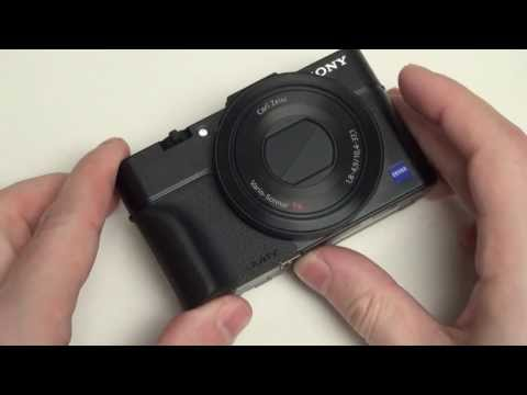 Sony Cyber-shot AG-R1 Hand Grip for the RX100 / RX100 II Review