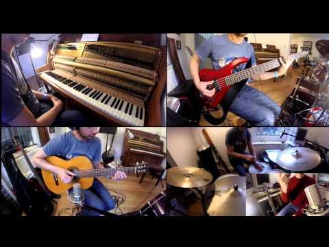 Liberty City (Jaco Pastorius).  Simon  King Funk/Gospel Overdub Band