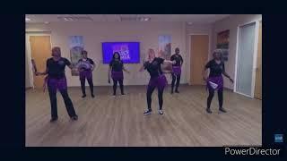 2020 Setay Cha Cha Travel Team I can Make You Dance