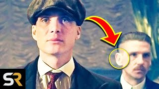25 Things You Missed In Peaky Blinders So Far