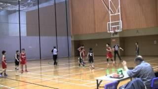 2016 3 17 小學男子決賽 漢華 vs 玫瑰崗 3