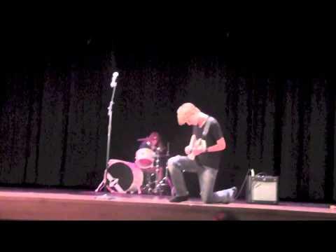 Seanan Ellis - Pennridge North Middle School - Talent Show 2014 - Fifty Shades of Juan