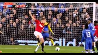 Download Video Chelsea 5-4 Manchester United (Capital One Cup) (31/10/2012) MP3 3GP MP4