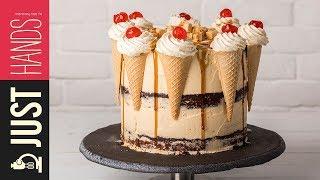 Caramel Cake | Akis Kitchen