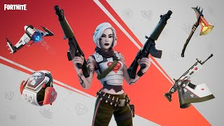 New TESS Skin in Fortnite! (Season 5)