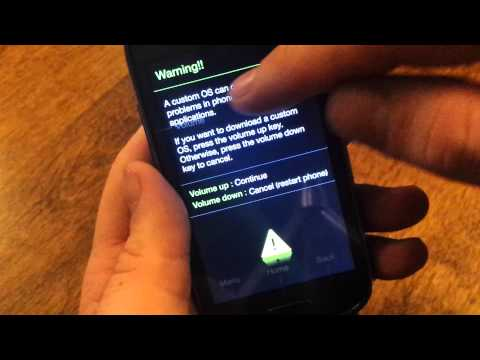 Samsung Galaxy Exhibit 4g Download Mode Metro pcs