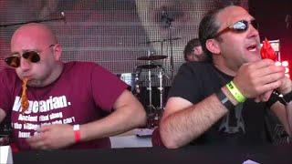 Grillstock Bristol Chilli Eating Competition Saturday 11th July 2015