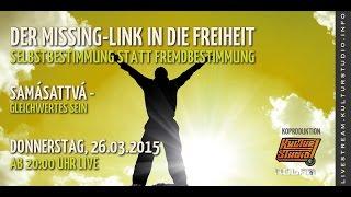 Der Missing Link in die Freiheit! - Selbstbestimmung statt Fremdbestimmung | KT 108