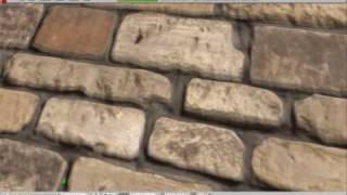 Blender GLSL - Parallax Mapping Effect w/ Material Nodes by