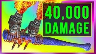 Fallout 4 Best Melee Weapon Location (40,000+ Damage Build) Nuka World: Safari Cito's Shiny Slugger