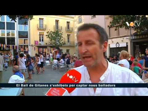 VOTV - El Ball de Gitanes s'exhibeix per captar nous balladors