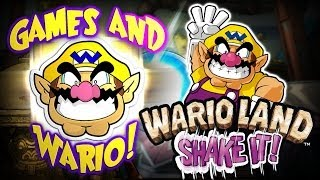 Wario Plays: Wario Land: Shake It!