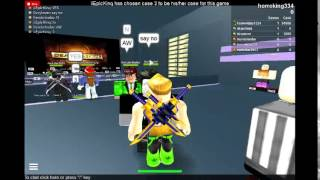roblox deal or no deal... rude people.
