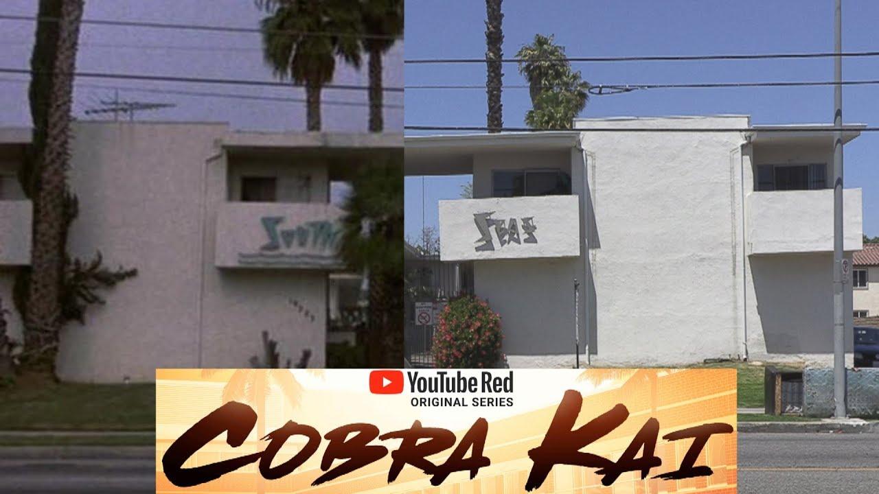 Karate Kid Cobra Kai Original Apt Filming Location 1 In 2018