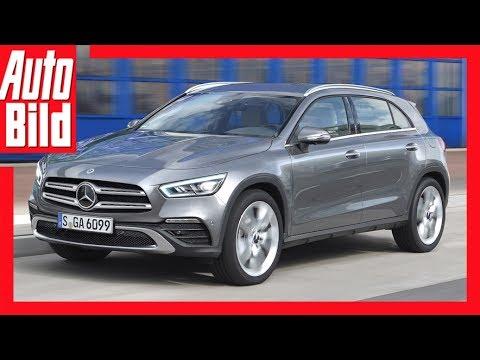 Nuova Mercedes Cla 2017 >> Mercedes-Benz GLA (2019) - Sieben Sitze im neuen GLA Vorschau - YouTube