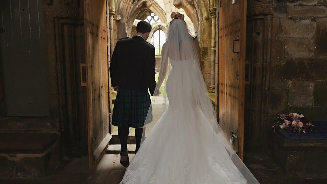 Rachel & Paul | Wedding Film | Elgin Baptist / Mansefield Hotel ...