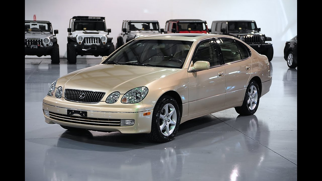 Davis Autosports 2004 Lexus Gs300 Only 53k Miles For Sale