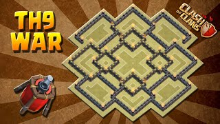NEW WAR BASE TH9 #6 | AIR SWEEPER EDITION | NEW UPDATE