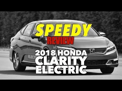 How Fast Is The Honda Clarity EV?