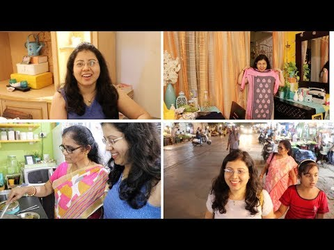 Getting Ready For New Year | Indian Weekend Lunch Routine & Evening Shopping | Maitreyee's Passion
