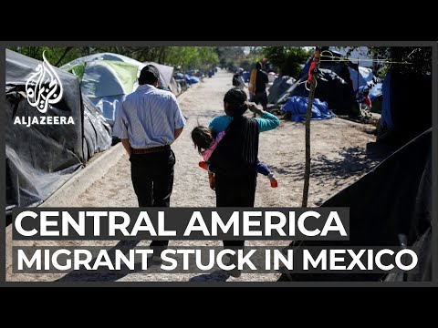 Stuck in Mexico: Central American asylum seekers in limbo