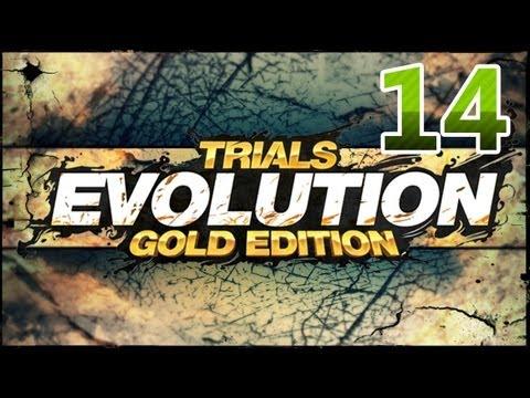 Trials Evolution: Gold Edition 14 - Evil Timer (w/ OmegaRainbow)  