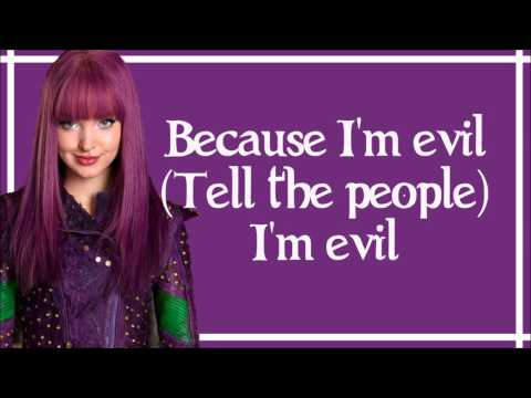 evil---dove-cameron-(lyrics)-[from-disney's-descendants-wicked-world]
