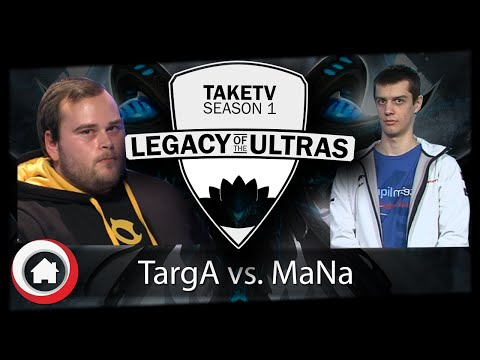 [GER] MaNa Vs. TargA - LOTUS - Legacy of the Void
