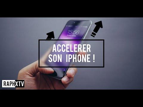 Accélérer Son IPhone Avec Ou Sans Jailbreak !