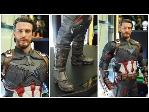 """Thor Marvel 1:6 Scale Crazy Toys 12/"""" Action Figure Avengers Empire"""