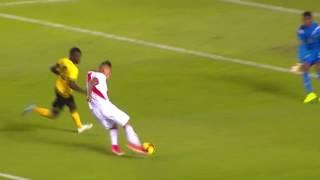 Movistar Deportes - Gol de Paolo Guerrero / Perú 3 - 1 Jamaica