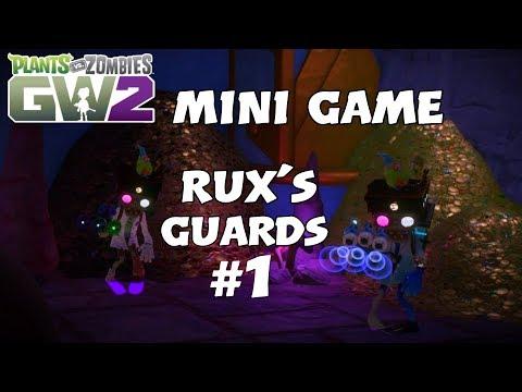 Mini Game - Rux's Guards! Plants vs Zombies Garden Warfare 2