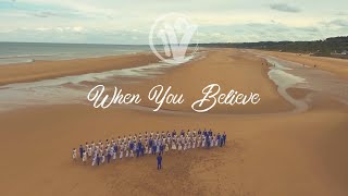 """When You Believe"" cover by One Voice Children"
