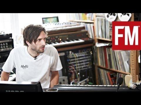 Lindstrøm Studio tour