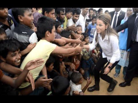 أخبار عربية وعالمية - الملكة رانيا تصل مخيمات الروهينغا في بنغلادش  - نشر قبل 1 ساعة