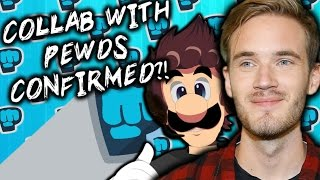 PEWDIEPIE WANTS TO MAKE VIDEOS WITH ME?! - PEWDIEBOT