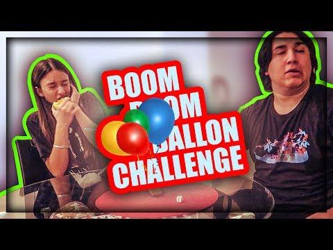 BOOM BOOM BALLON CHALLENGE