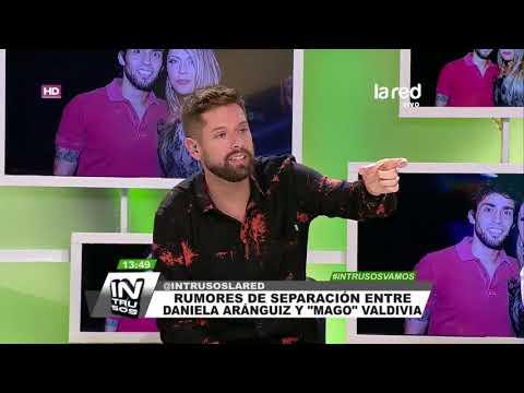 Daniela Aránguiz sale al paso y se refiere a los rumores de su separación con Mago Valdivia