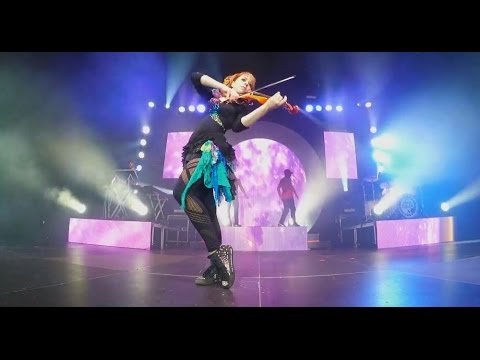 Lindsey Stirling - We Are Giants [Live]