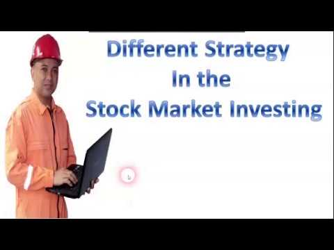Strategies in the Philippine Stock Market Investing