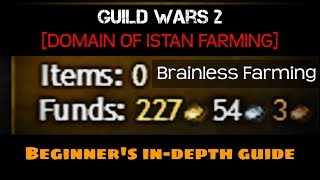 "[Guild Wars 2] - ""Domain of Istan"" Farm Guide (an In-depth look for beginners)"