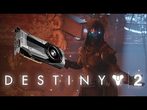 Destiny 2 в 4K на ПэКа