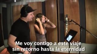 Anna Carina - Me Voy contigo ( Video Studio HD 2014)