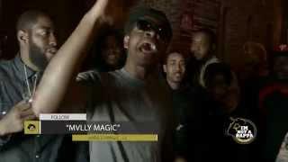 MVLLY MAGIC   Im Not A Rappa X