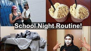 School Night Routine 2018!