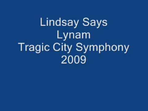 Lindsay Says By Lynam HQ