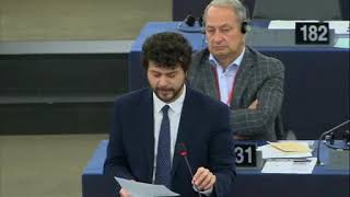 Intervento in aula di Brando Benifei sulle conclusioni del Consiglio europeo del 17 e 18 ottobre