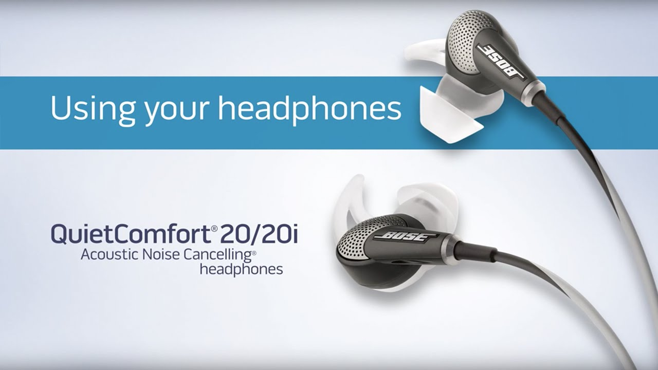 Bose quietcomfort 20i acoustic noise cancelling headphones—apple.